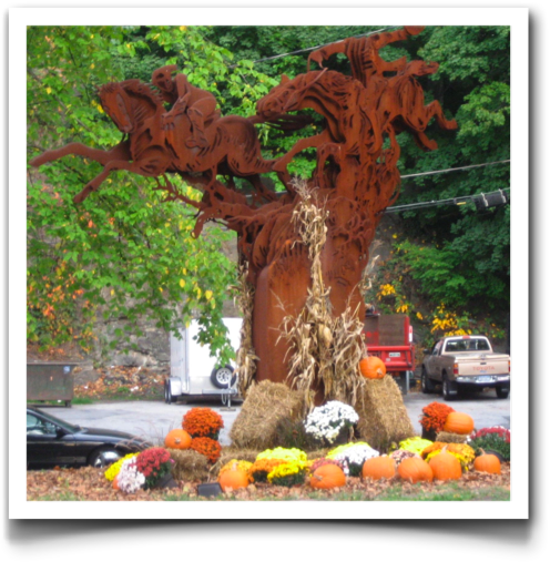Sleepy Hollow Philipsburg Manor Sunrise: Things To Do & See In Westchester: Halloween And The