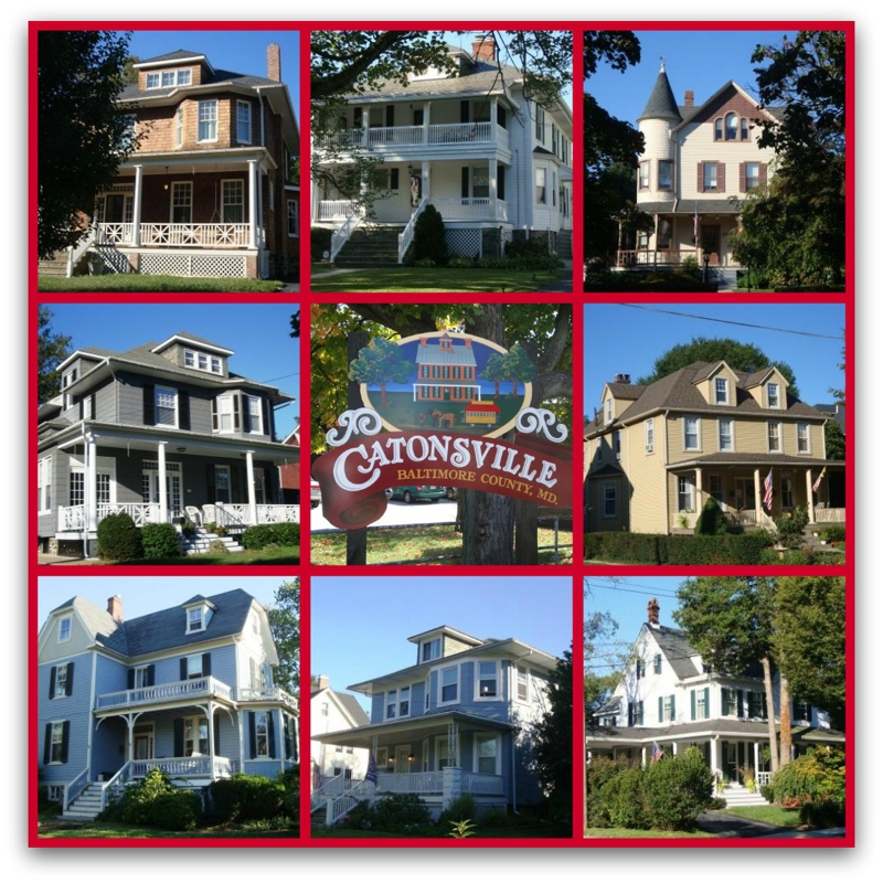 Historic Homes of Catonsville