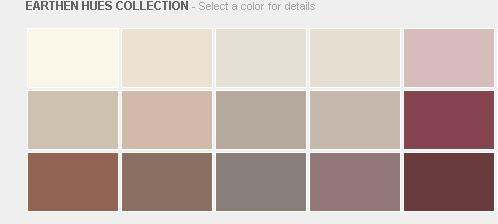 Glamorous 80 Earth Colors Paint Design Decoration Of Best