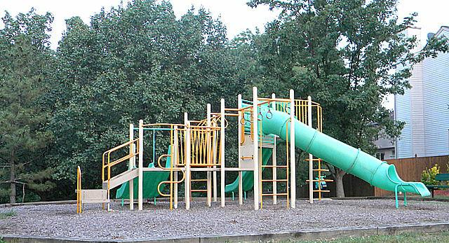 Kingstream playground