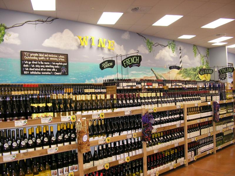 Trader Joes Chapel Hill Cary Organic Grocery Shopping in the Triangle