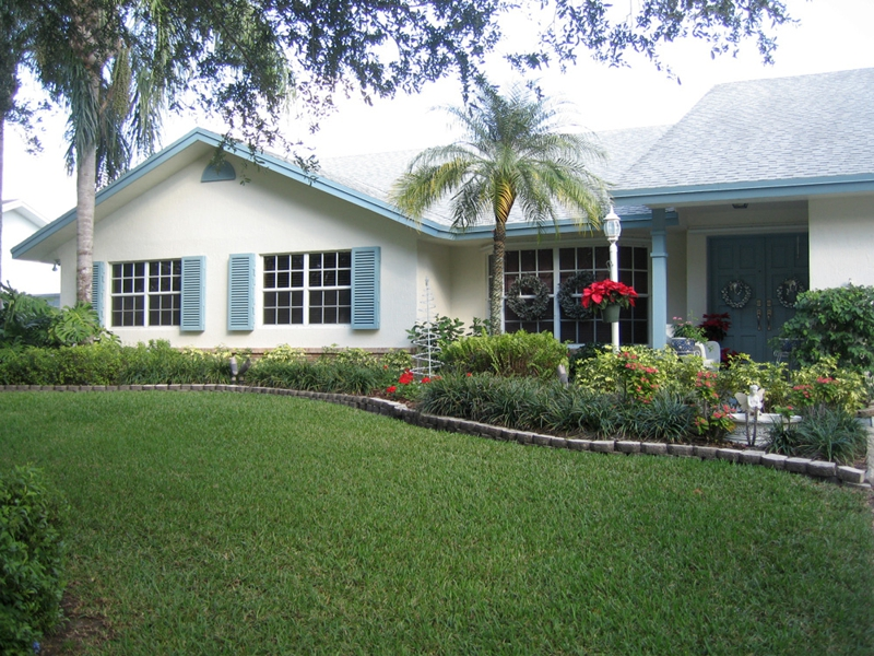 New listing relaxingly elegant country walk oasis for Florida country homes