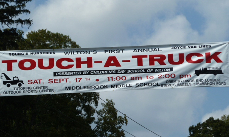 Touch-A-Truck Wilton CT 06897