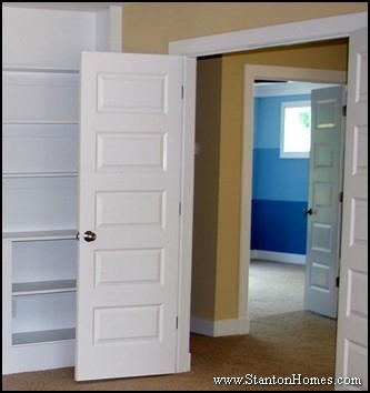 Top 5 new home door styles an inside look at home design for Interior door types