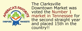 Number 1 market in Tennessee
