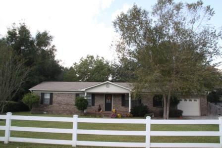 Fort Walton Beach Home Large Lot