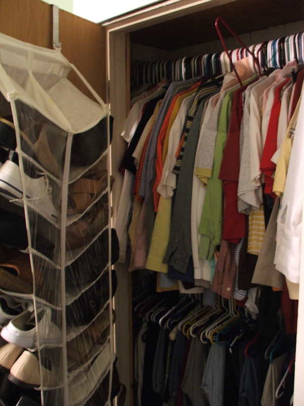Time to Organize your Closet
