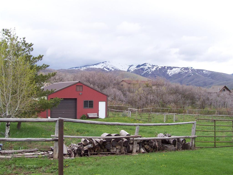 Horse Property in North Fork, Utah