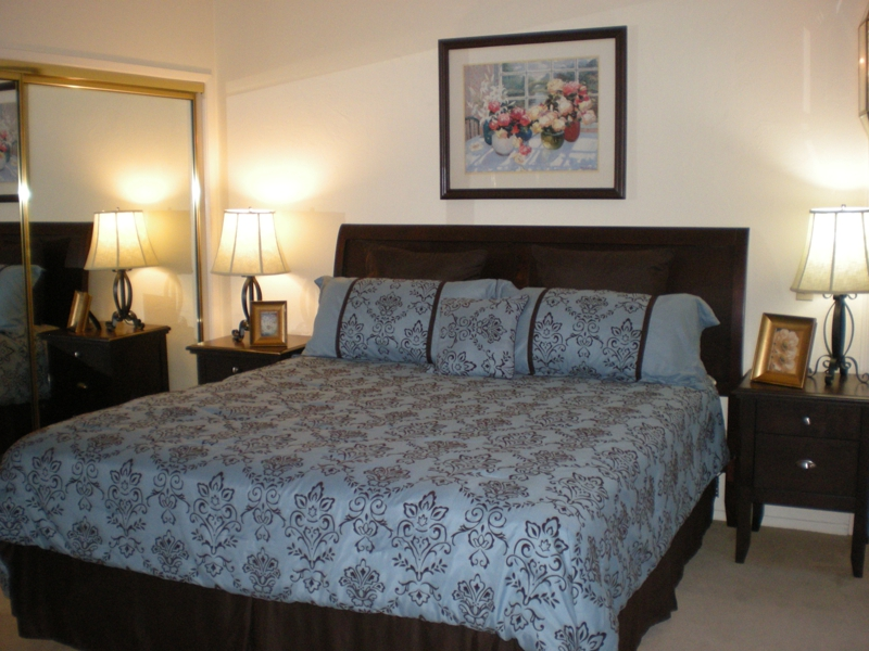 Claremont Dining Master Bed Room After