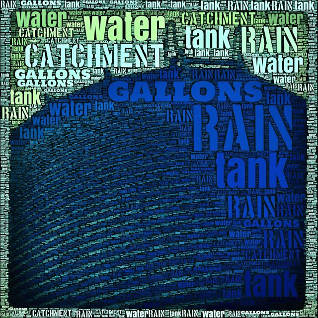 water catchment, rain water harvesting