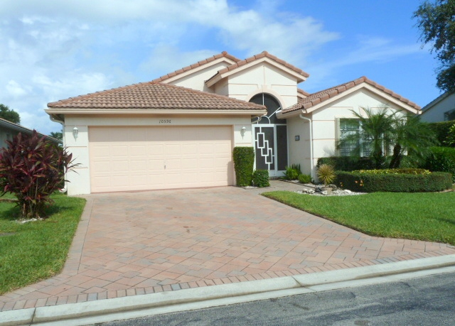sold home for sale in 55 gated community in boynton