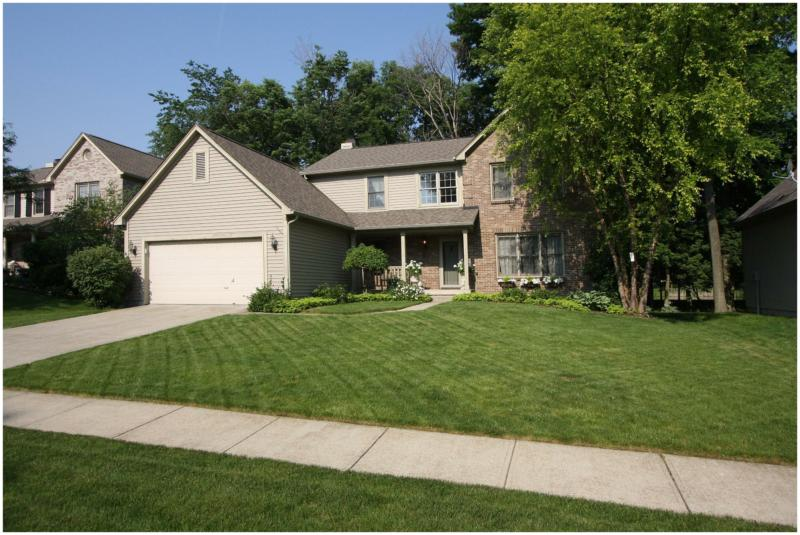 Fabulous Indianapolis Home For Sale In Fieldstone At Twin Creek Subdivision