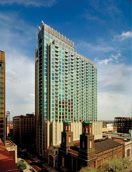 Viridian Condos Nashville Tn Downtown High Rise