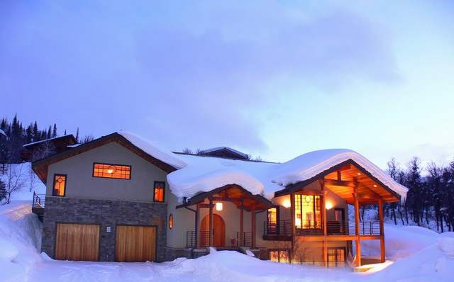 Sanctuary home in Steamboat is a foreclosure