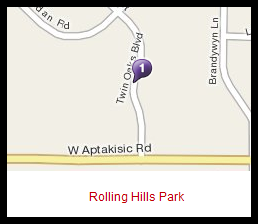 Rolling hills Subdivision