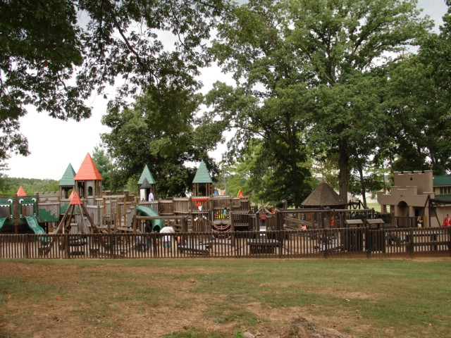 Dublin Park Community Built Play Ground