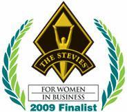 Stevie Finalist Logo
