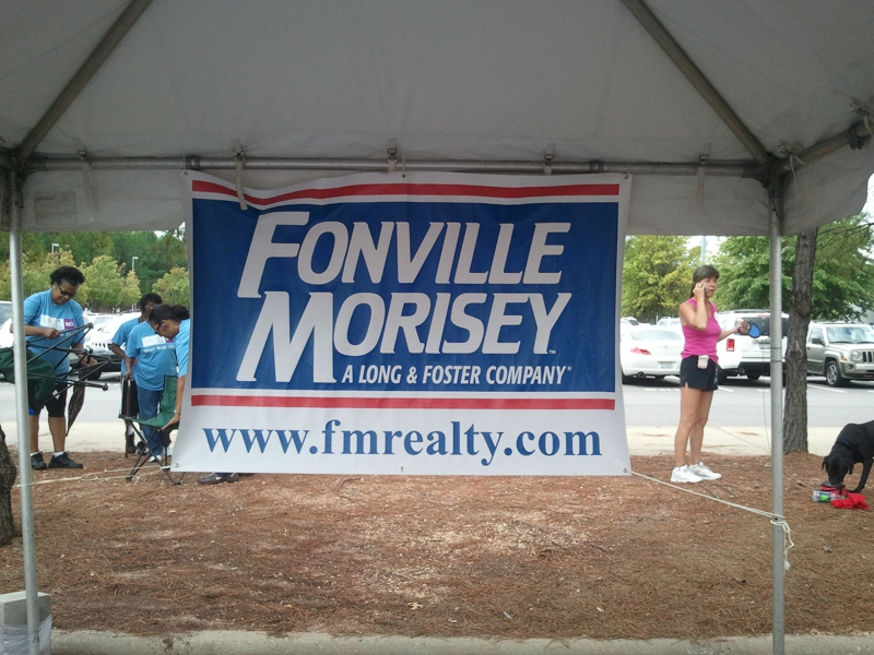 FM Realty Heart Walk Tent