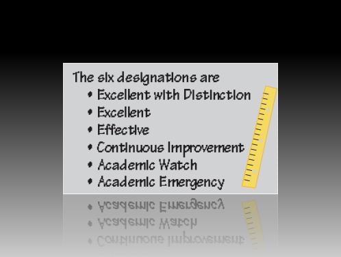 Ohio Department of Education designations