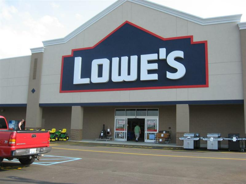 Start with Lowe's for appliances, paint, patio furniture, tools, flooring, home décor, furniture and more. Plus get free 2-day shipping with MyLowe's.