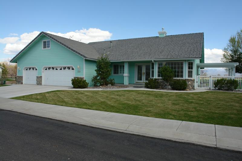 1397 Tenth Street, Minden, Nevada, Carson Valley Nevada Real Estate