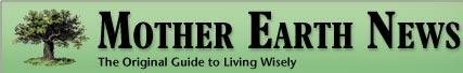 Log Mother Earth News