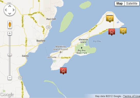 Search Madeline Island Homes & Real Estate - Real Estate for ... on cable map, osceola map, superior map, oconomowoc map, winter map, danbury map, big bay town park map, ashland map, apostle islands map, green lake map, isle royale map, langlade county map, monroe map, whitewater map, big chetac lake map, wausau map, sparta map, madison map, great lakes map, rice lake map,