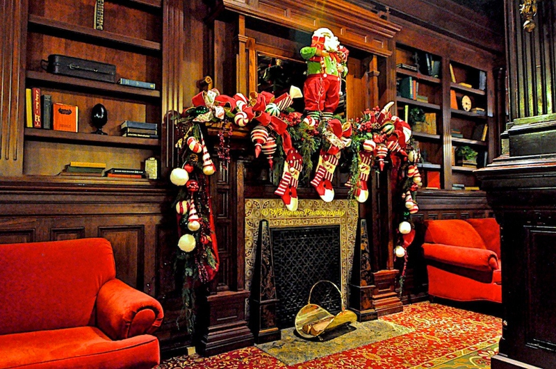 Old Fashion Christmas Decorations Delectable Best Old - Old fashioned christmas decorating ideas