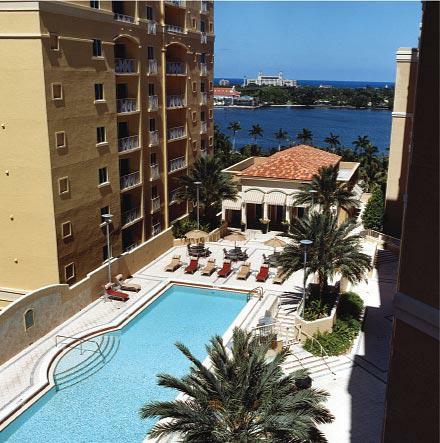 The Strand West Palm Beach Condos Intracoastal Views
