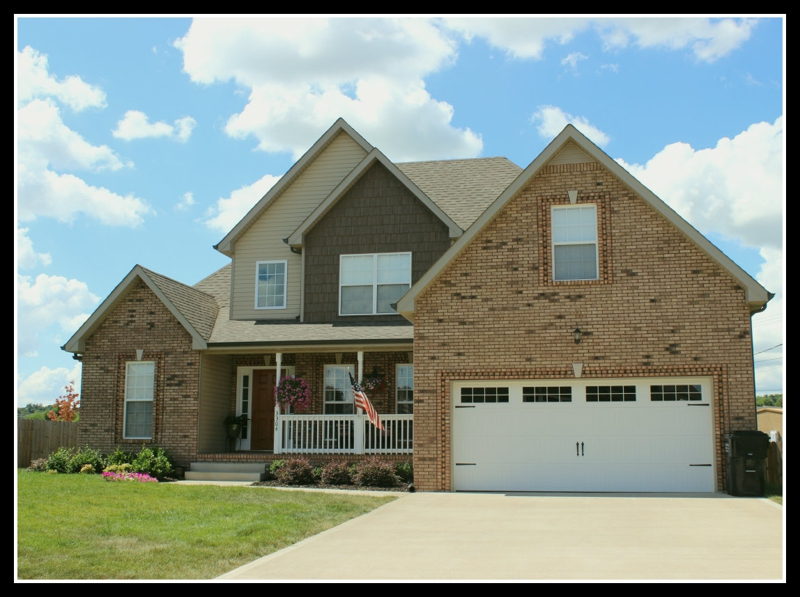 Homes in franklin meadows clarksville tn for Clarksville tn home builders