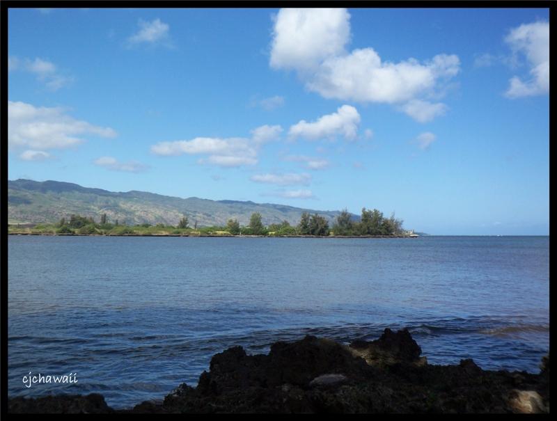 A fishing expedition at kaiaka bay beach park north for Fishing spots oahu