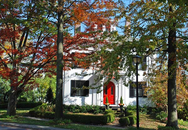 hudson ohio historic district homes stately old refined rh activerain com