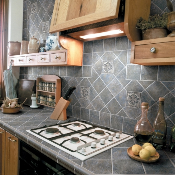 Westchester NY kitchen tile backsplash