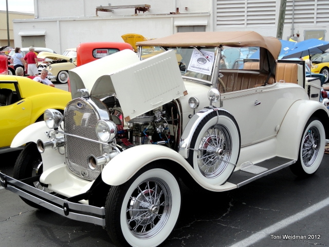 Classic Car Show at American Legion Hall-New Port Richey-FL - Lots ...