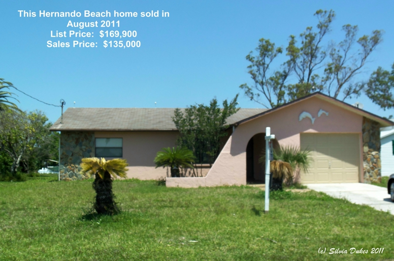 waterfront homes for sale in hernando beach florida
