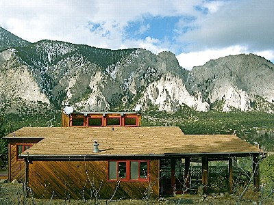 Nathrop Colorado Home for Sale