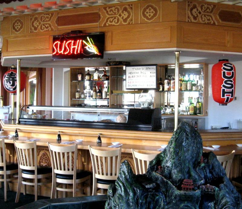 The Panda Garden Sushi Bar Mesquite Nv