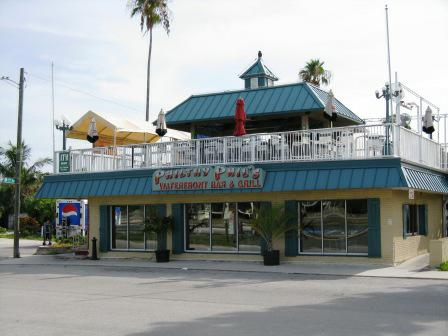 philthy phil s saint pete beach waterfront restaurant tampa bay