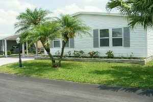 Loans financing mobile home park real estate.