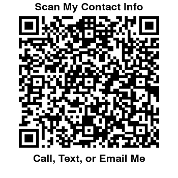 Scan My Contact Info