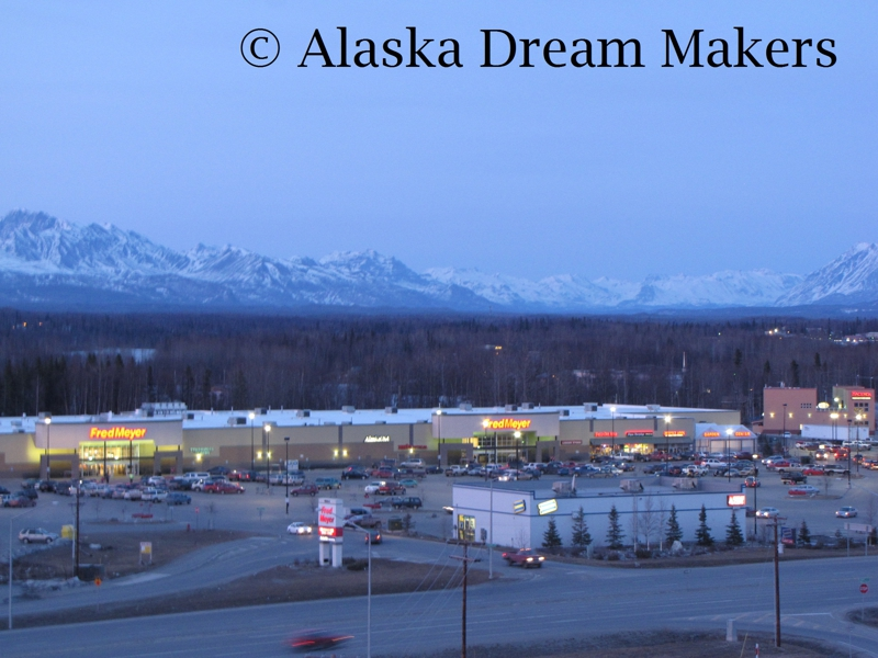 Wasilla, Alaska Then and Now- 1980s to 2011