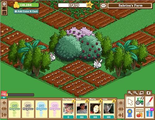 Sabrina's Farmville