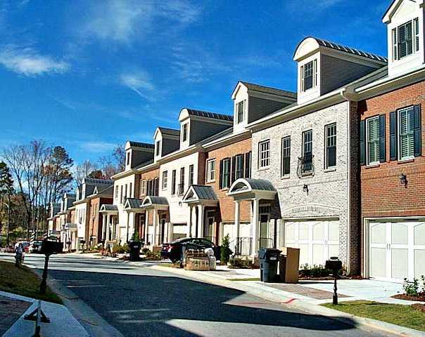 Johns Creek Myers Park Peachtree Residential Town Homes