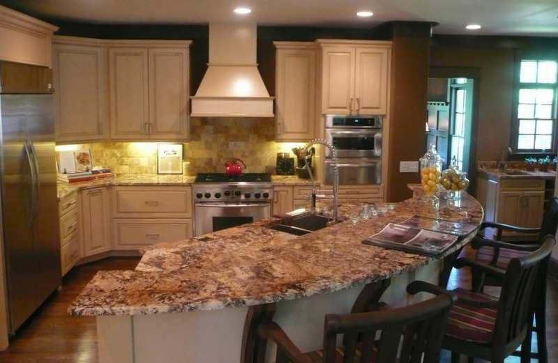Cool kitchen vingnette for Cool kitchen design ideas