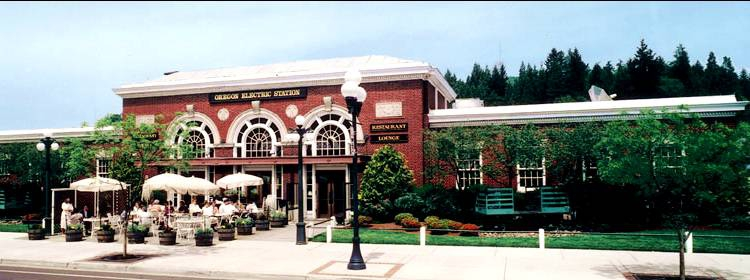 The Oregon Electric Station