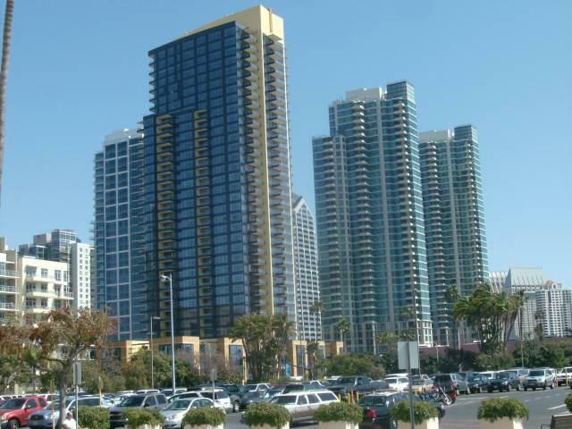 Condominium towers