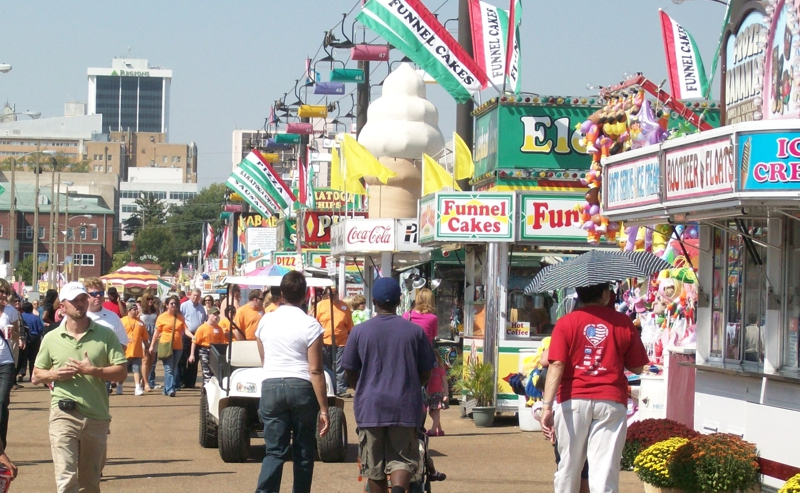 MS State Fair by Pat Starnes