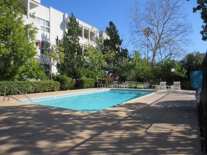 Pasadena Ca Arroyo Terrace Condos Near Historic Prospect Park