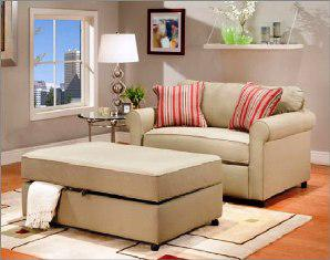 Charlotte NC - Small Space Decorating Tips