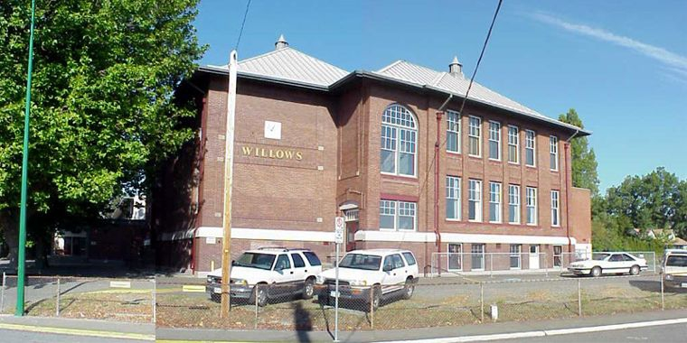 Willows Elementary-Fred Carver